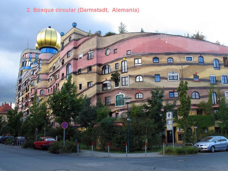 2. Bosque circular (Darmstadt, Alemania)