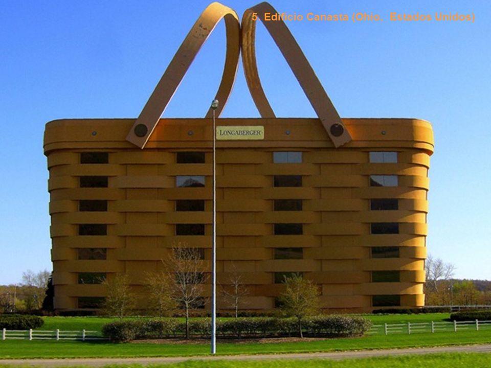5. Edificio Canasta (Ohio, Estados Unidos)
