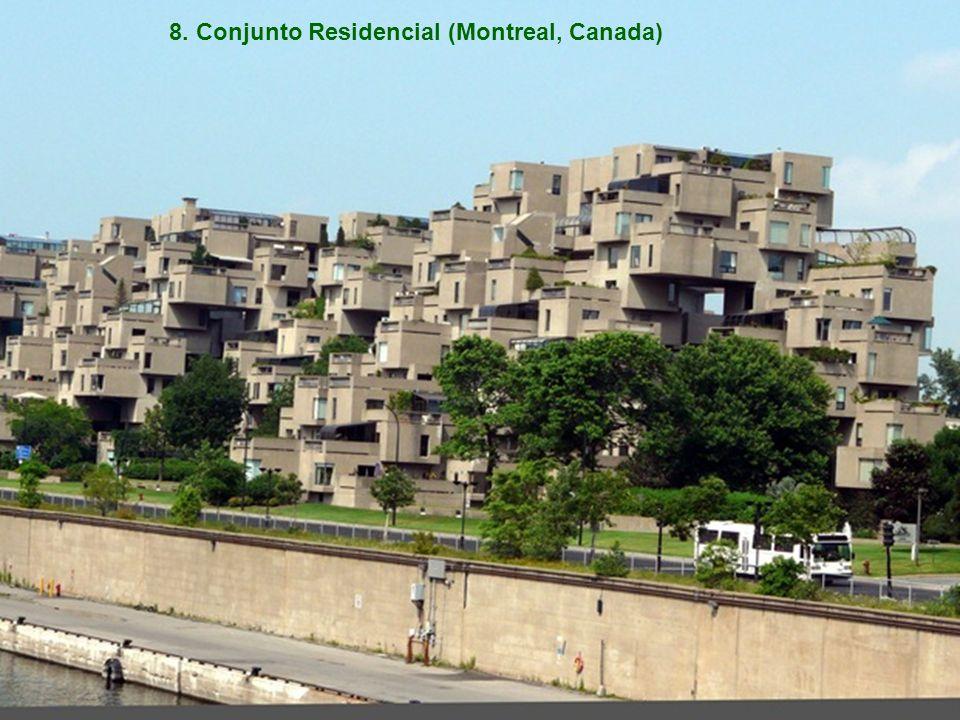 8. Conjunto Residencial (Montreal, Canada)