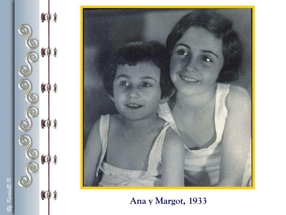 Ana y Margot, 1933
