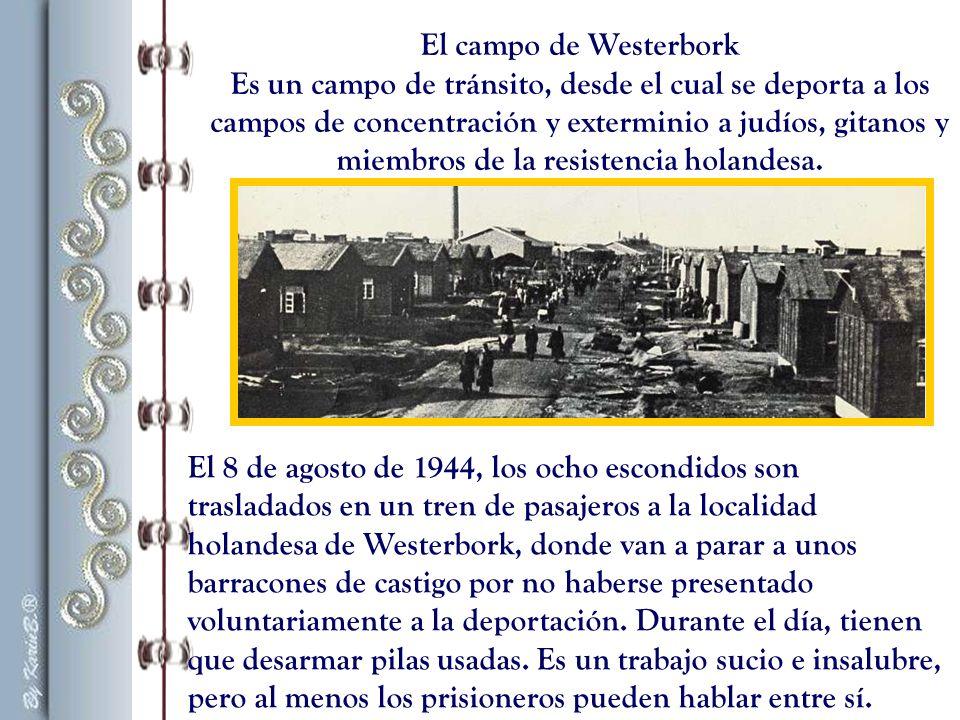 El campo de Westerbork