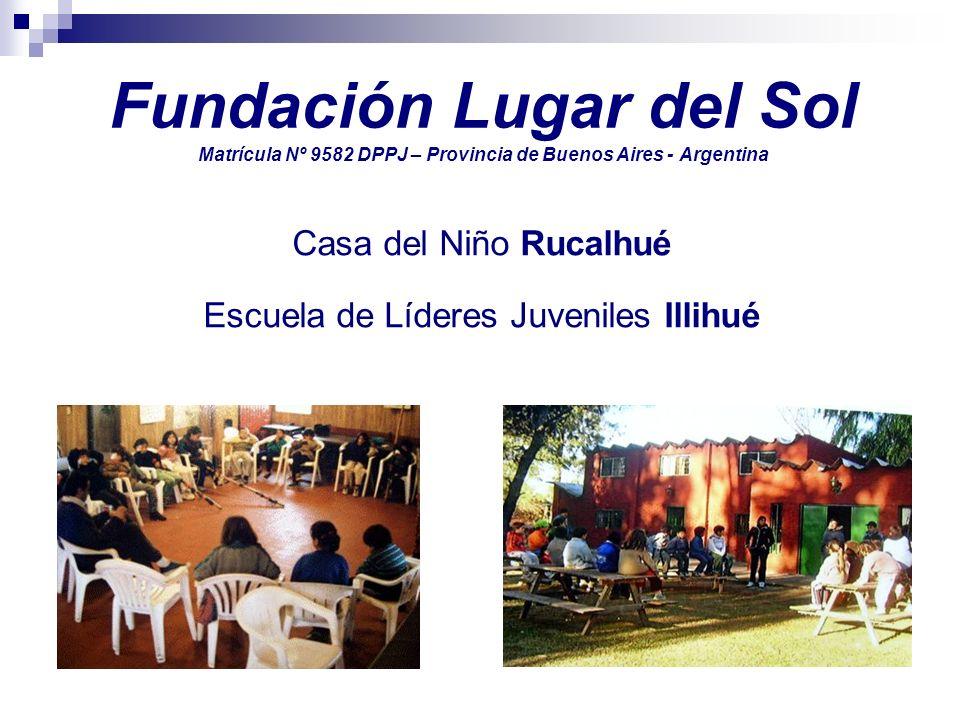 Escuela de Líderes Juveniles Illihué