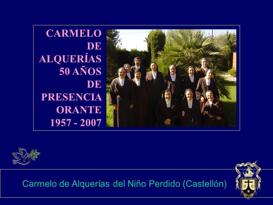 Carmelo de Alquerías del Niño Perdido (Castellón)