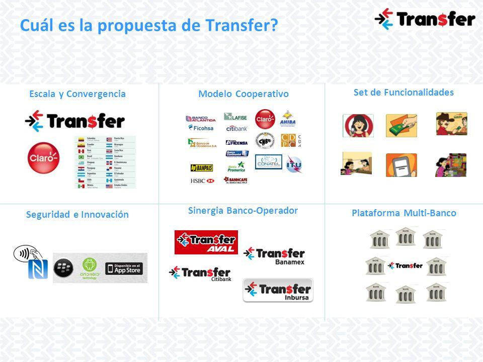 Cuál es la propuesta de Transfer