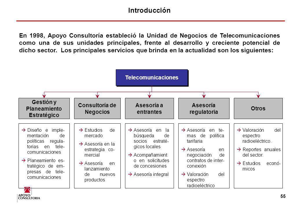 Gestión y Planeamiento Estratégico Consultoría de Negocios