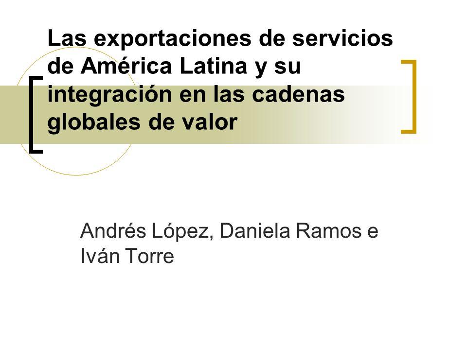 Andrés López, Daniela Ramos e Iván Torre