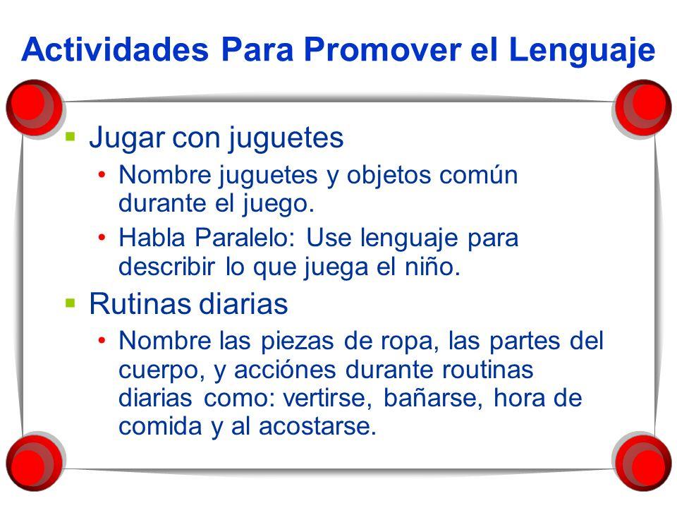 Desarrollo temprano del lenguaje ppt video online descargar for Objetos para banarse
