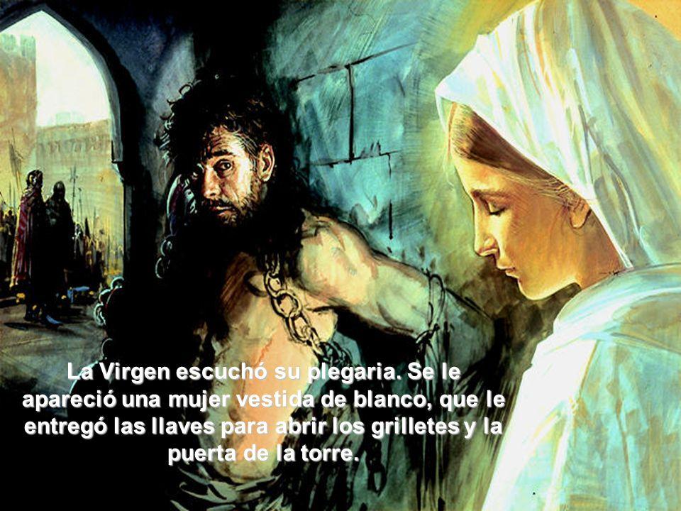 La Virgen escuchó su plegaria