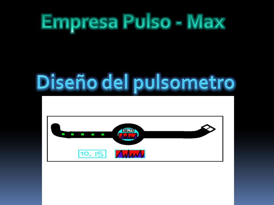 Empresa Pulso - Max Diseño del pulsometro