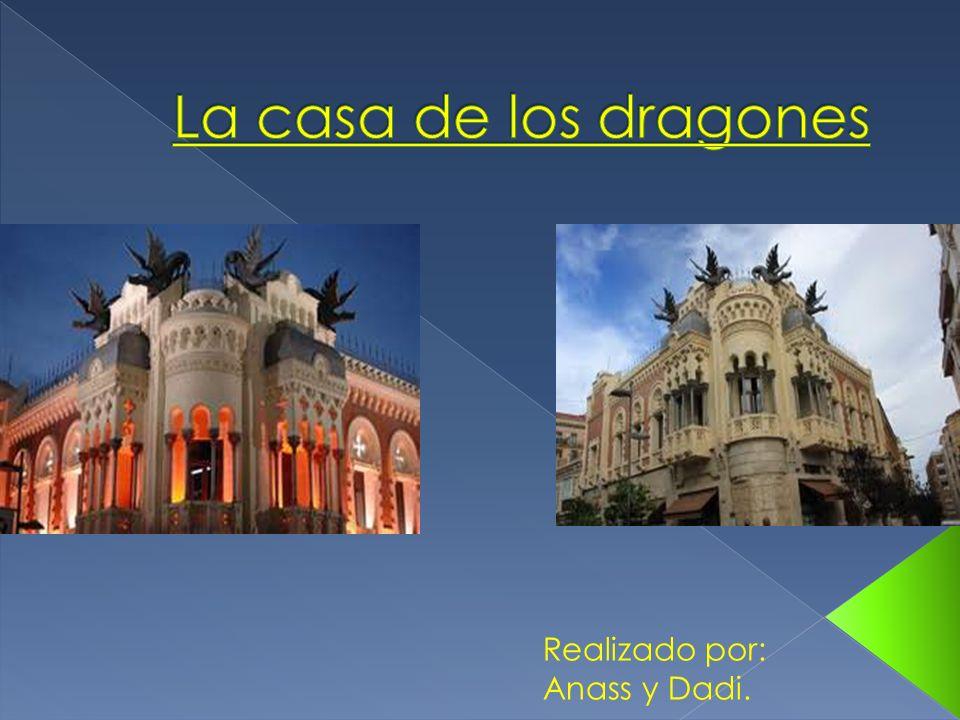La casa de los dragones G Realizado por: Anass y Dadi.