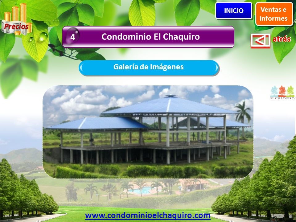 Condominio El Chaquiro
