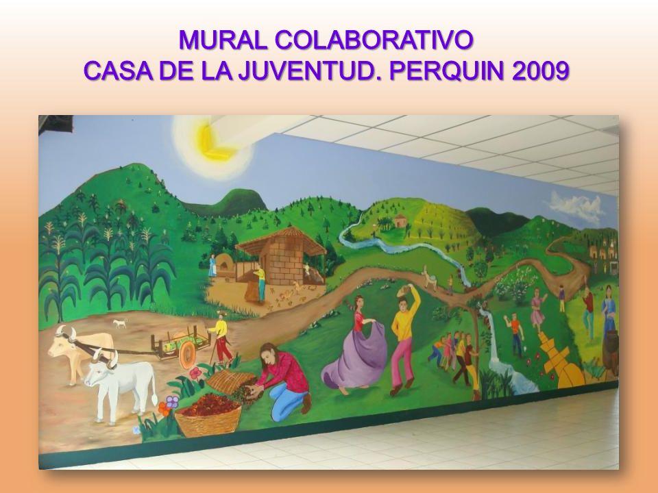 CASA DE LA JUVENTUD. PERQUIN 2009