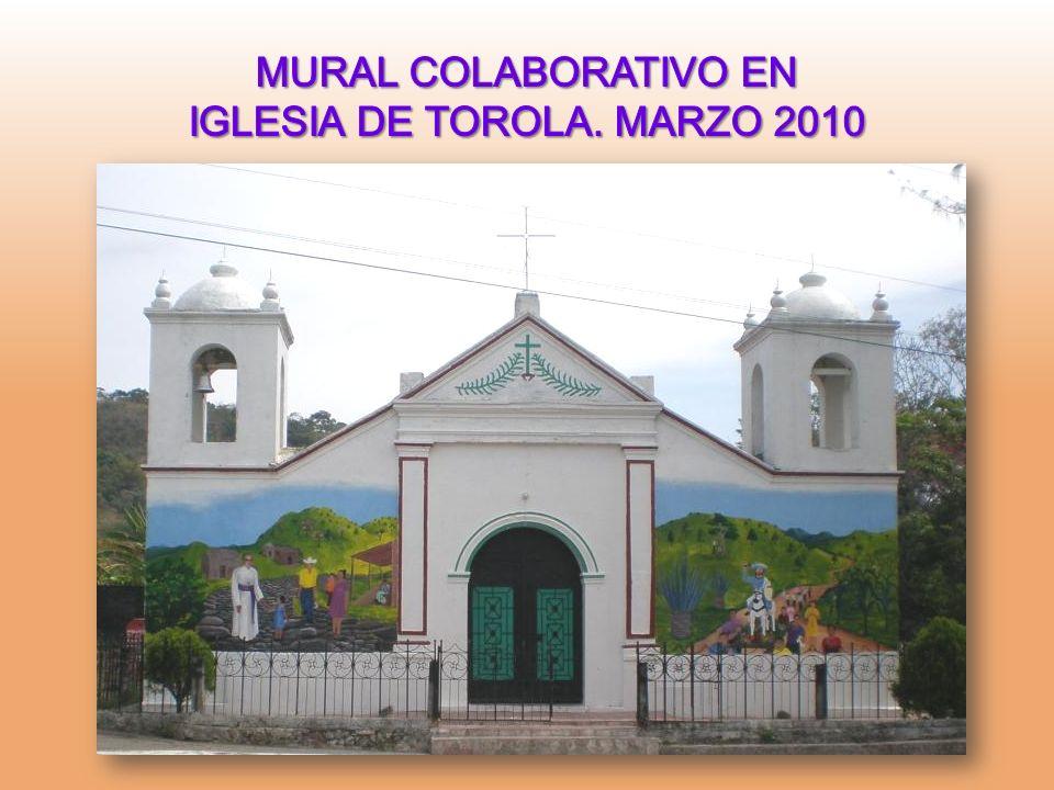 IGLESIA DE TOROLA. MARZO 2010