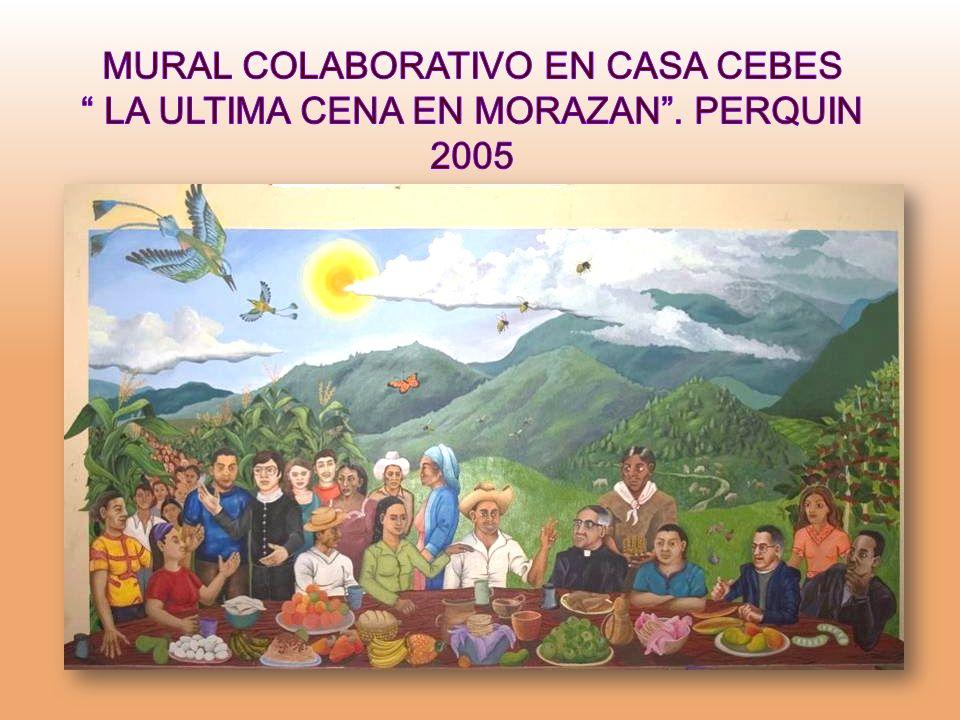 MURAL COLABORATIVO EN CASA CEBES