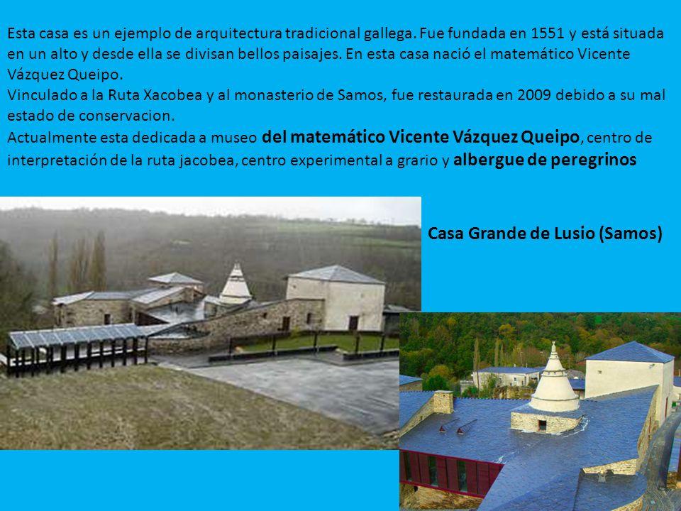 Casa Grande de Lusio (Samos)