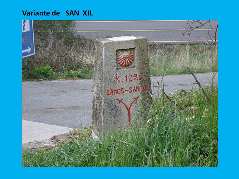Variante de SAN XIL