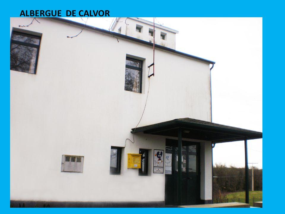 ALBERGUE DE CALVOR