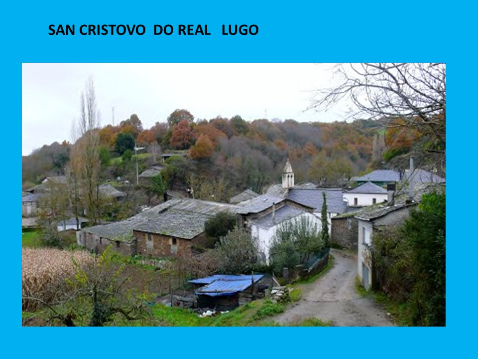 SAN CRISTOVO DO REAL LUGO
