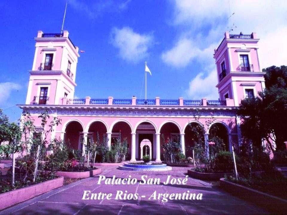 Palacio San José Entre Rios - Argentina