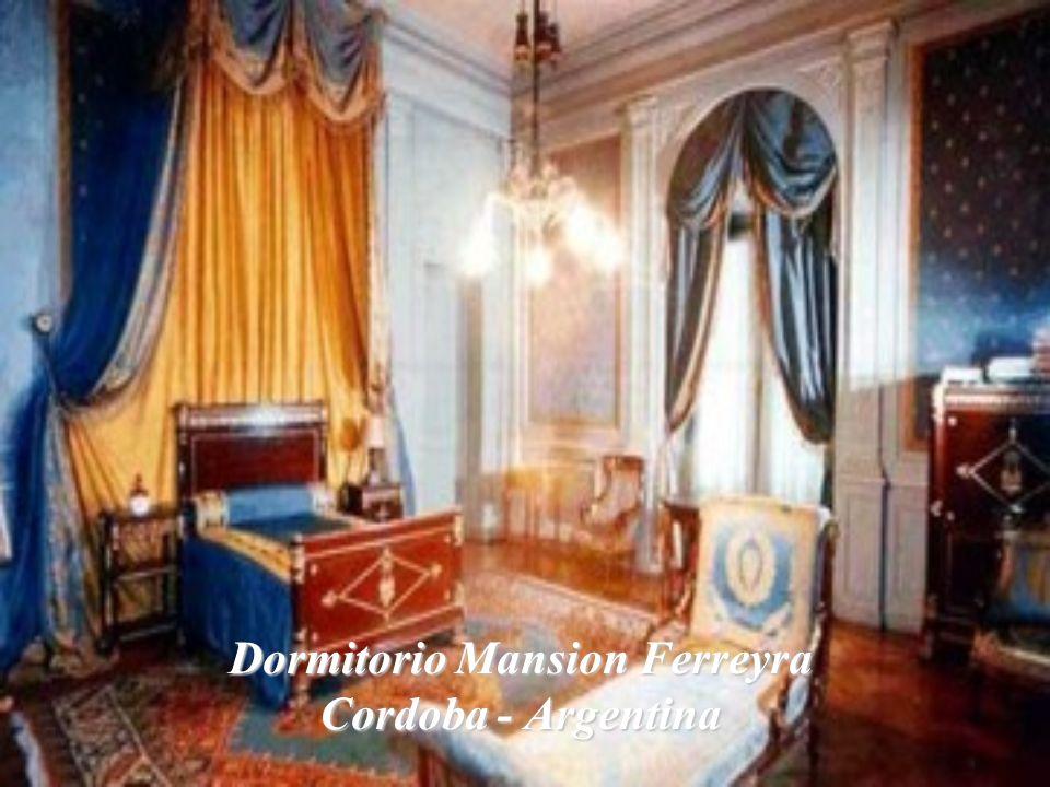 Dormitorio Mansion Ferreyra Cordoba - Argentina