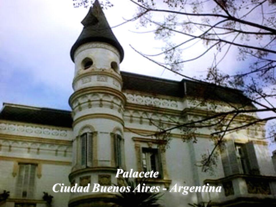 Palacete Ciudad Buenos Aires - Argentina