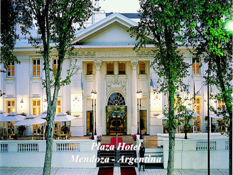 Plaza Hotel Mendoza - Argentina