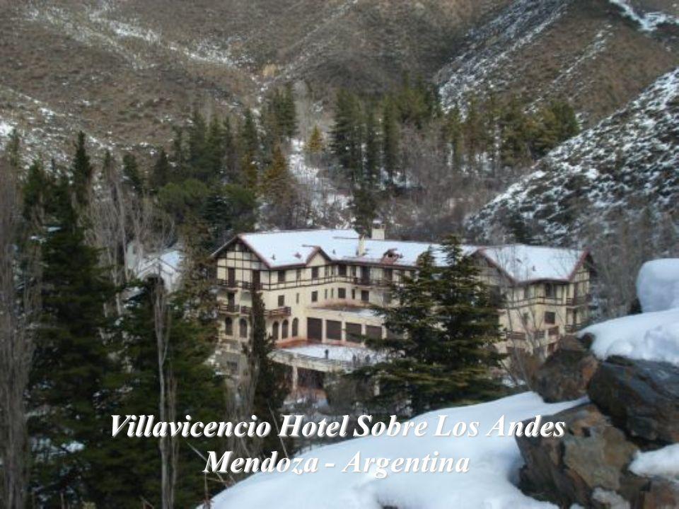 Villavicencio Hotel Sobre Los Andes Mendoza - Argentina