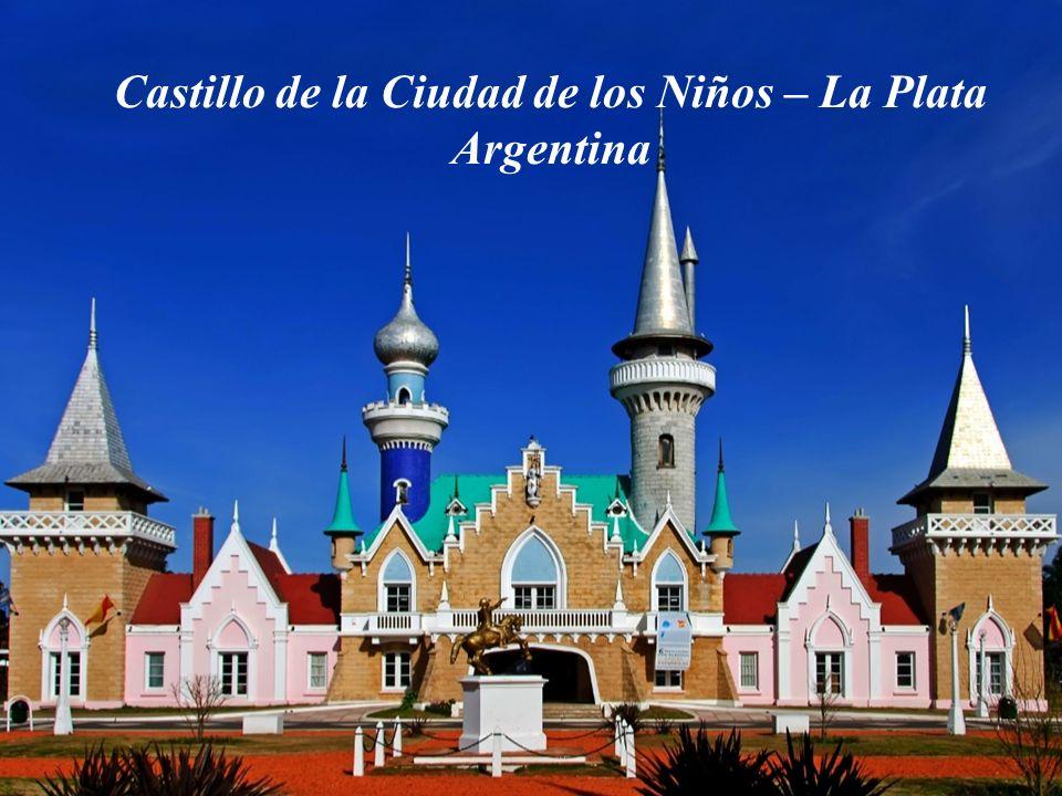 Castillo de la Ciudad de los Niños – La Plata Argentina