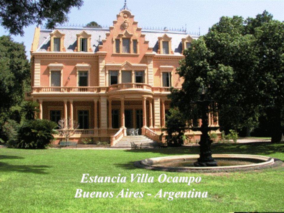 Estancia Villa Ocampo Buenos Aires - Argentina
