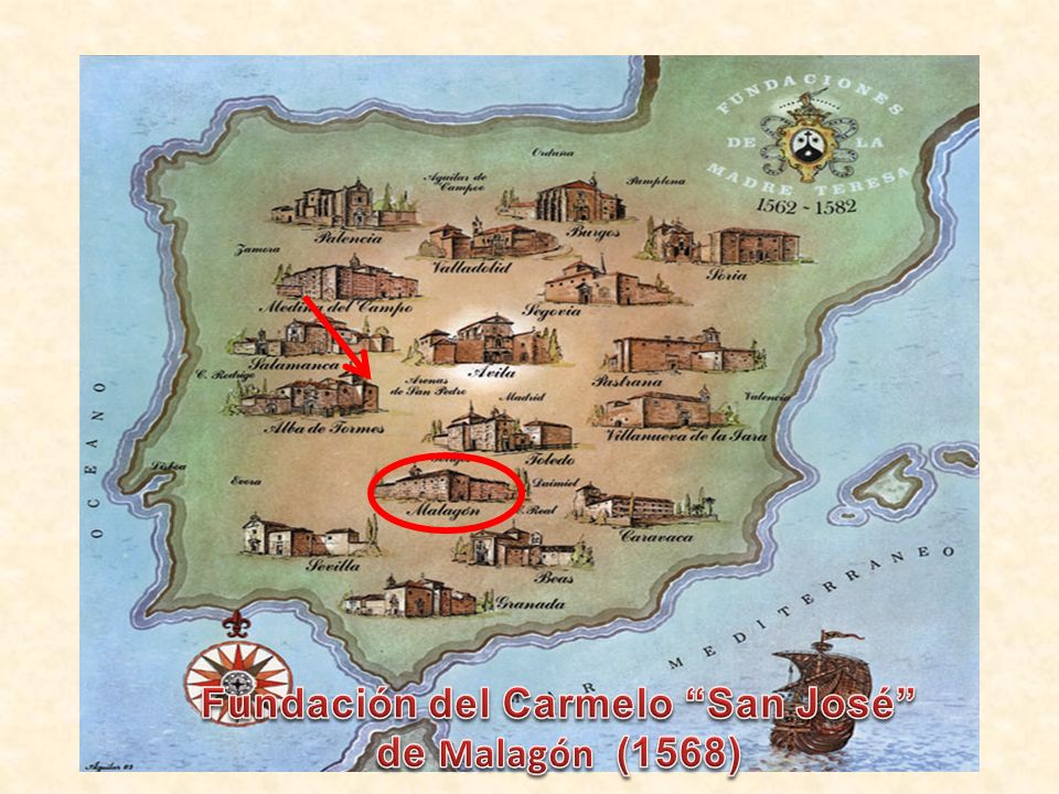 Fundación del Carmelo San José