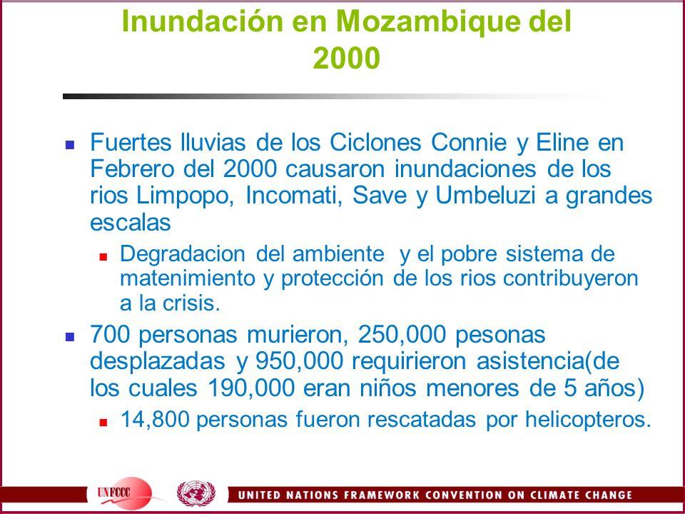 Inundación en Mozambique del 2000