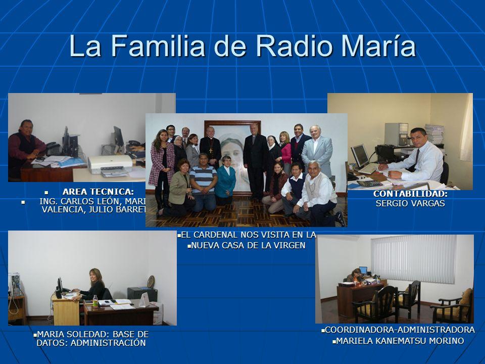 La Familia de Radio María