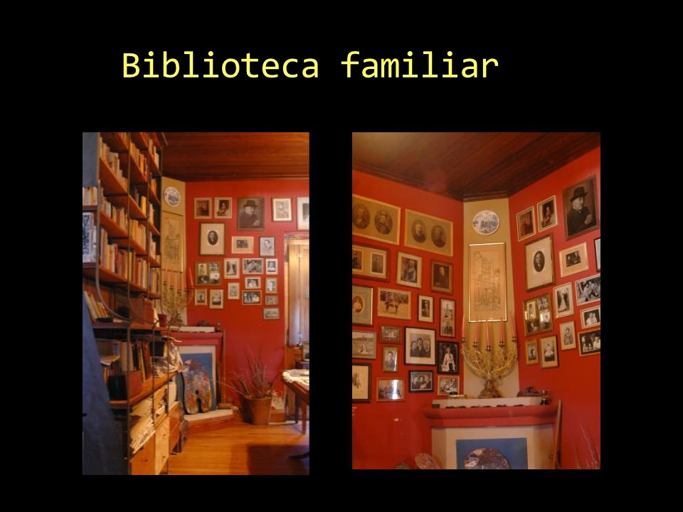 Biblioteca familiar