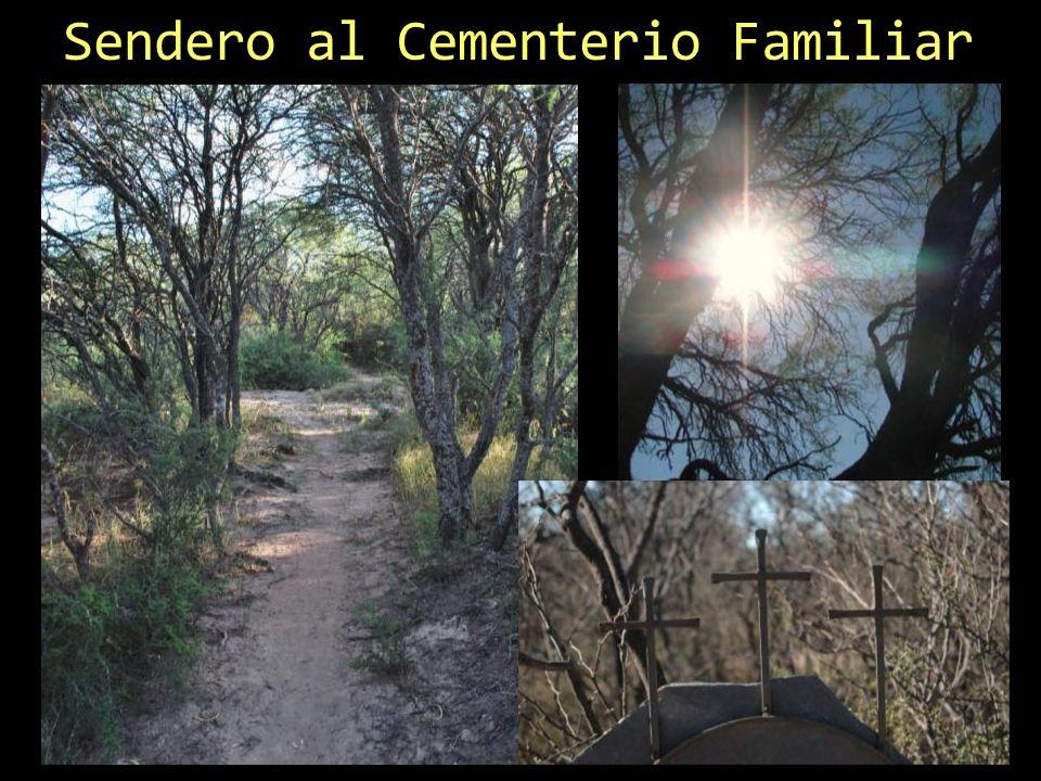 Sendero al Cementerio Familiar
