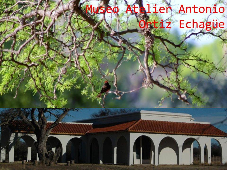 Museo Atelier Antonio Ortiz Echagüe