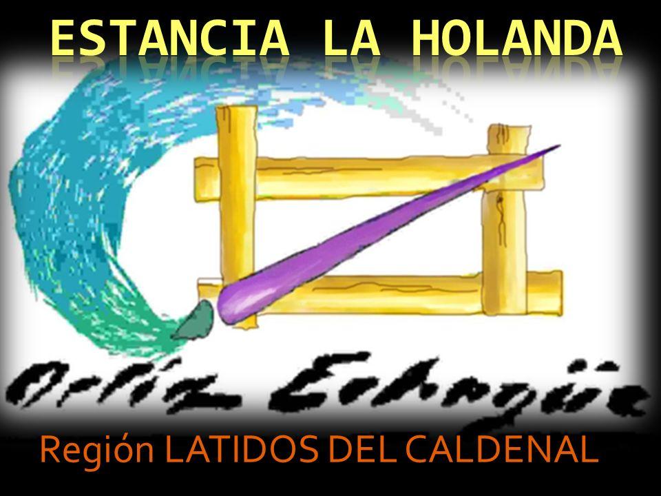 Región LATIDOS DEL CALDENAL