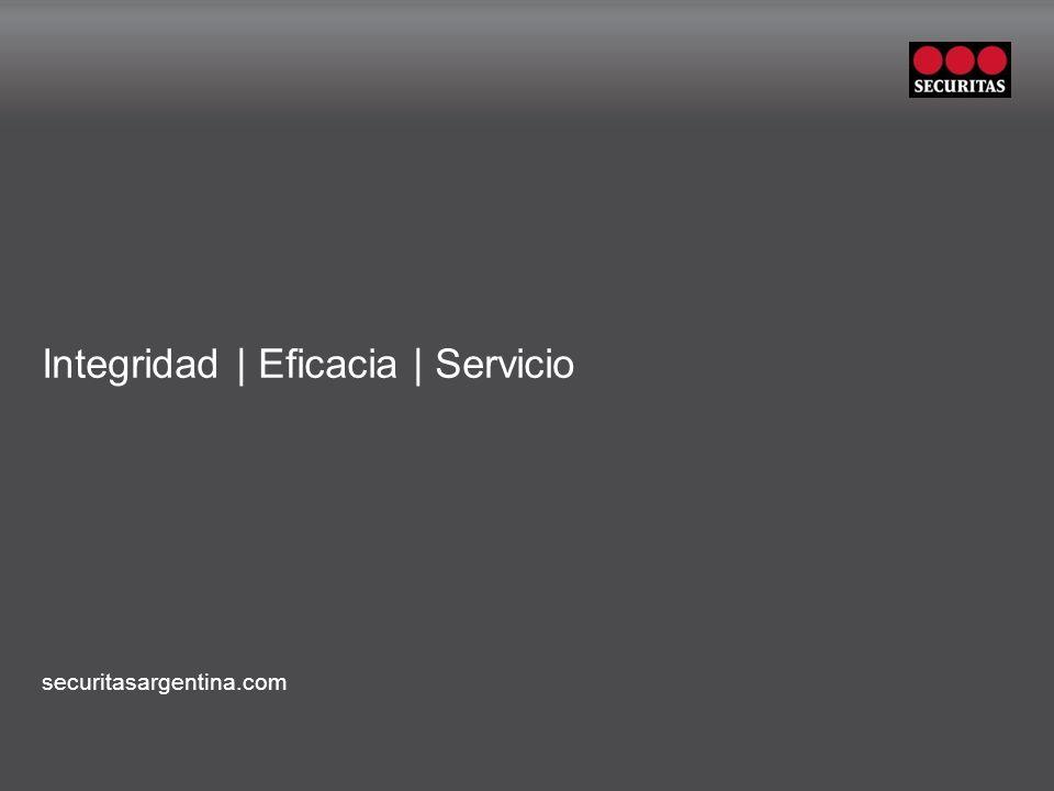 Integridad | Eficacia | Servicio