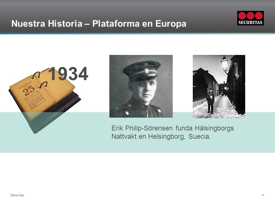 Nuestra Historia – Plataforma en Europa