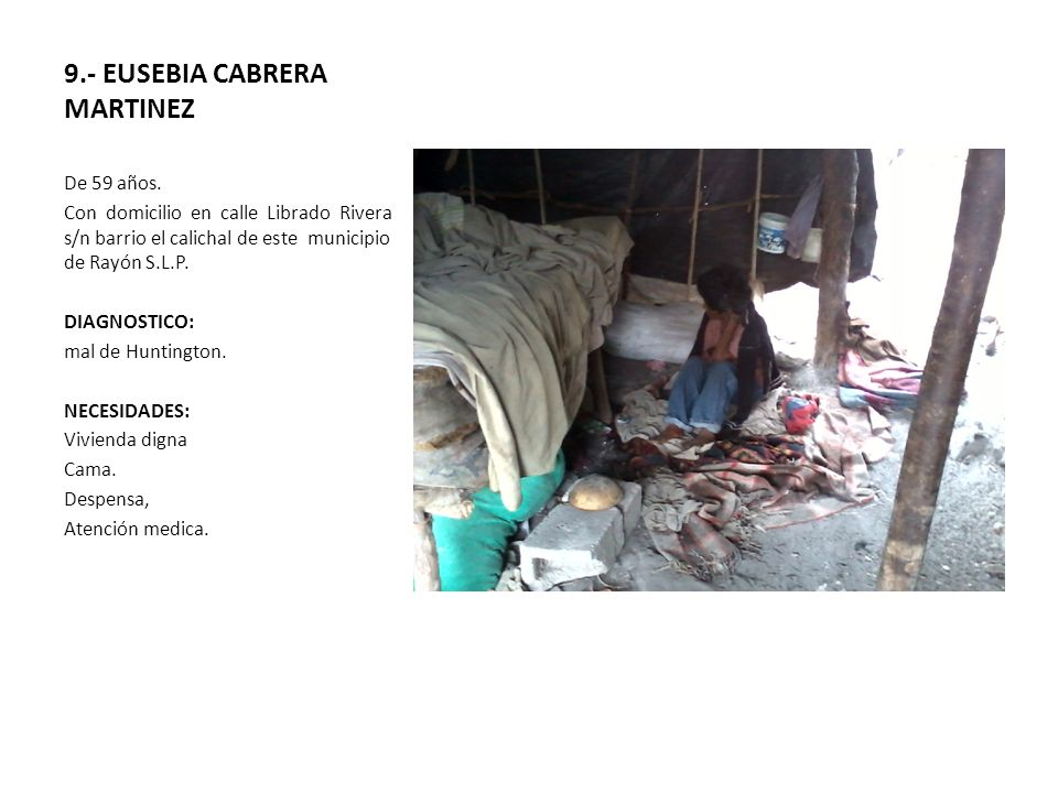 9.- EUSEBIA CABRERA MARTINEZ
