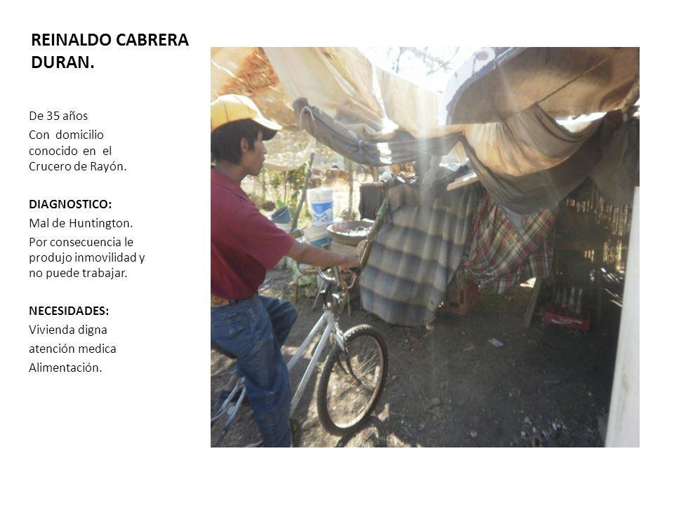 REINALDO CABRERA DURAN.