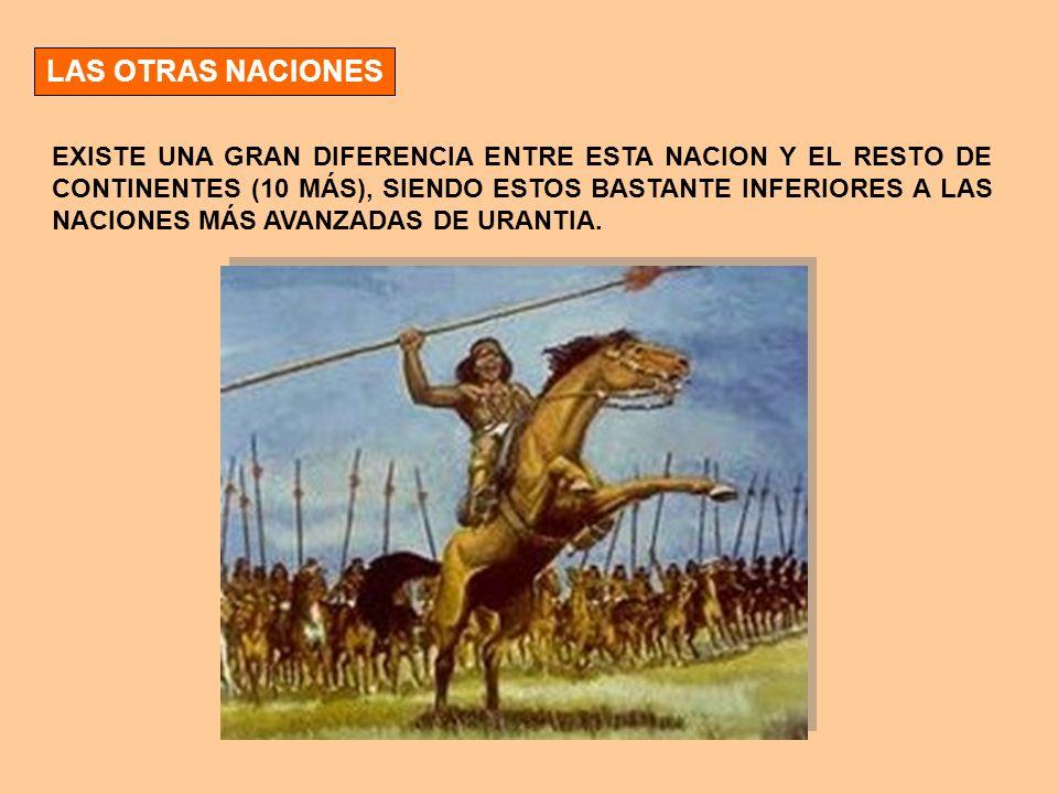 LAS OTRAS NACIONES