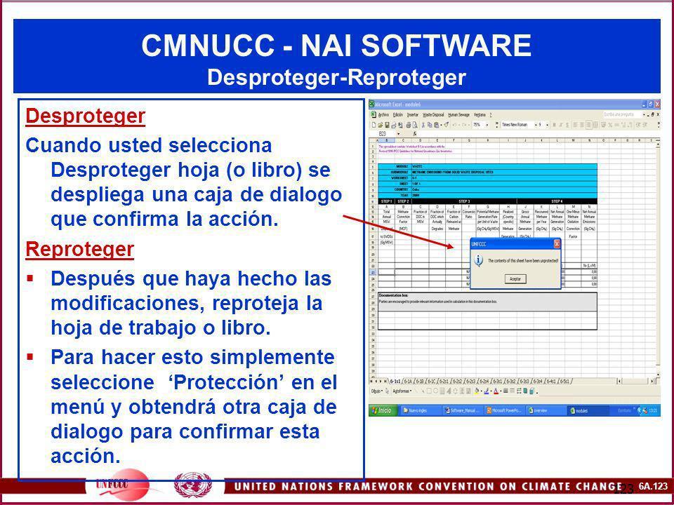 CMNUCC - NAI SOFTWARE Desproteger-Reproteger