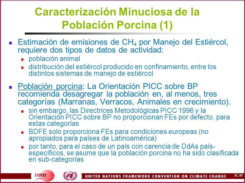Caracterización Minuciosa de la Población Porcina (1)