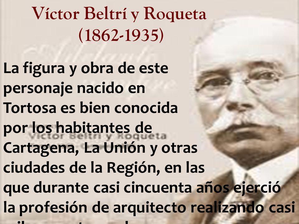Víctor Beltrí y Roqueta