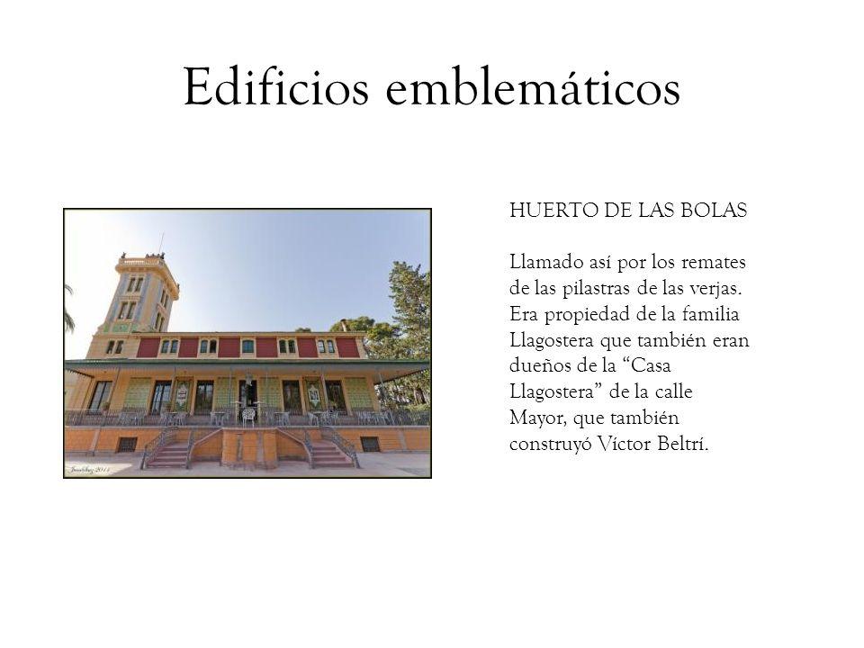 Edificios emblemáticos
