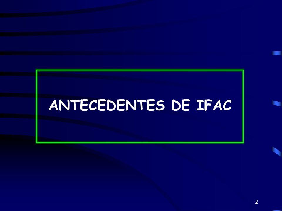 ANTECEDENTES DE IFAC 2 2