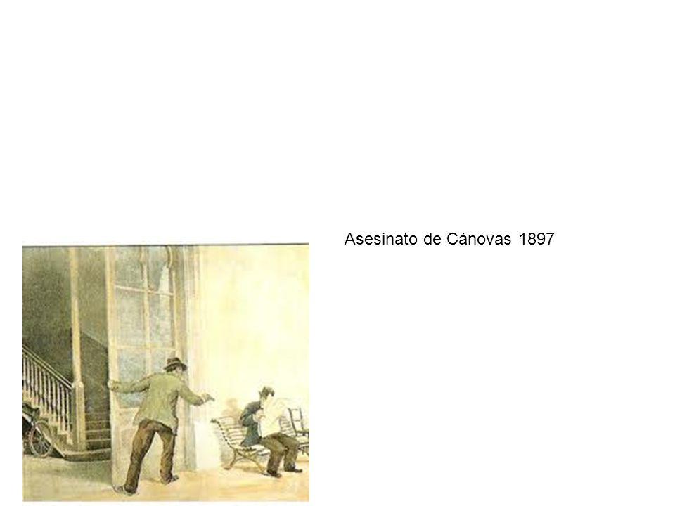 Asesinato de Cánovas 1897