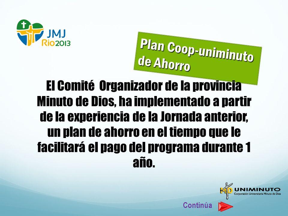 Plan Coop-uniminuto de Ahorro