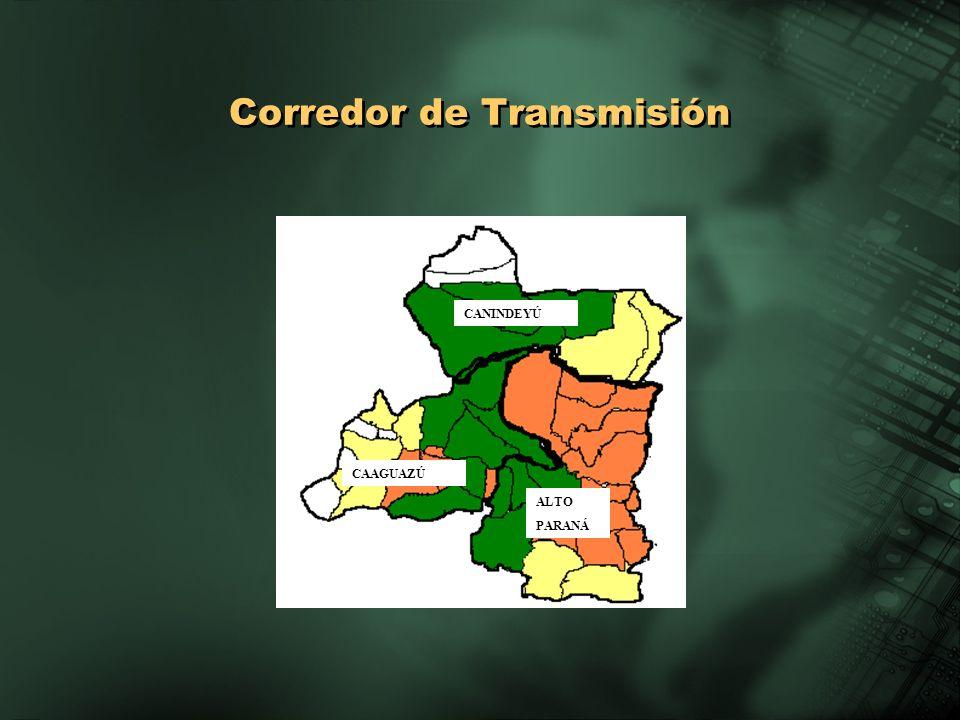 Corredor de Transmisión