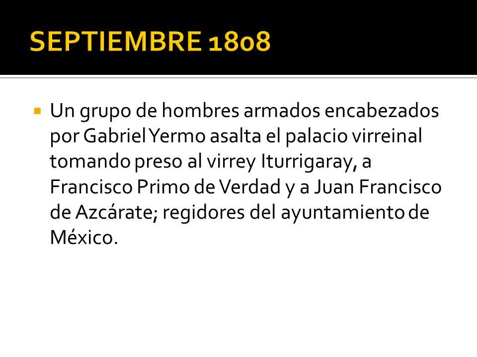 SEPTIEMBRE 1808
